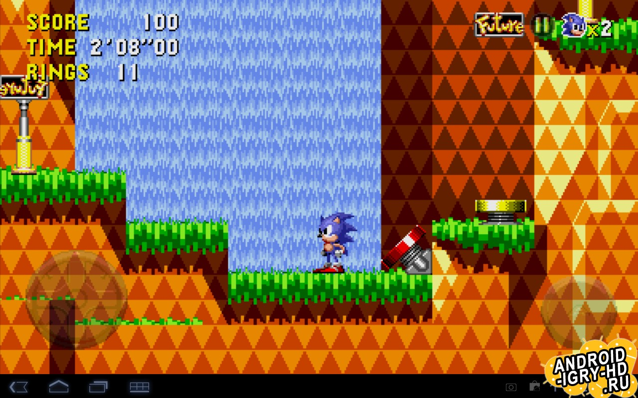 Sonic CD Android 5