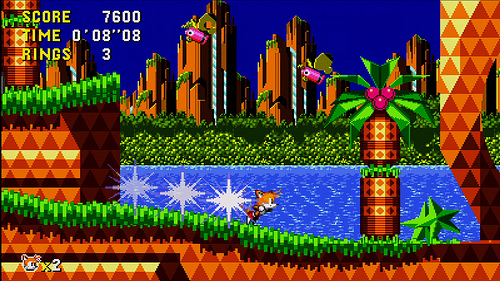 Sonic CD Android 6