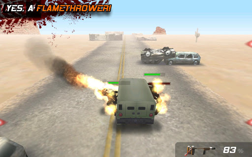 Zombie Highway игра
