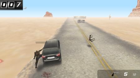Zombie Highway на андроид