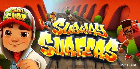 subway-surfers лого