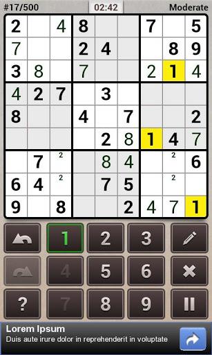 Andoku Sudoku 2 3