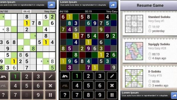 Andoku-Sudoku