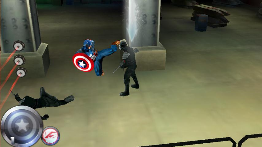 Captain America: Sentinel of Liberty 3