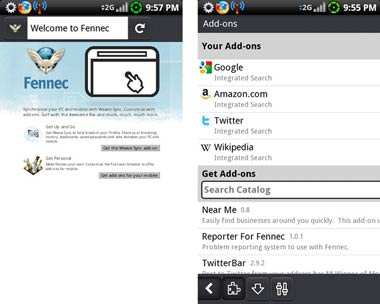 Firefox Android 3
