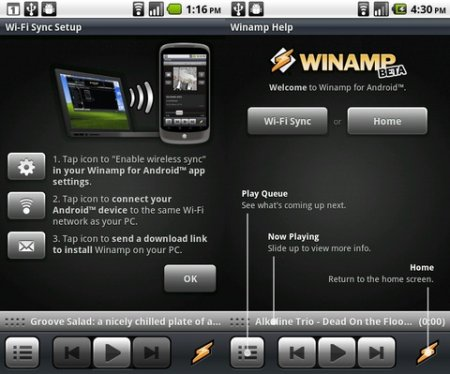 winamp-android