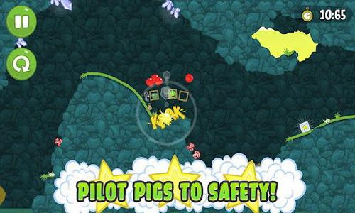 Bad Piggies Android игровой процесс