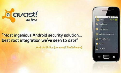 Mobile Security & Antivirus Android