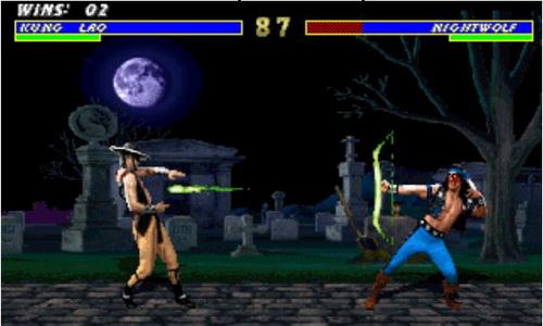 Mortal kombat Android игровой процесс