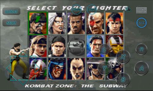 Скачать на андроид ultimate mortal kombat 3 на.
