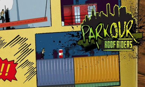Parkour_Roof Riders Android