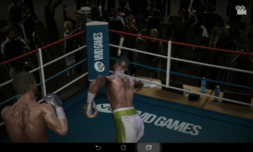 Real Boxing Android игровой процесс