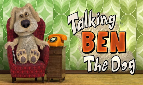 Talking Ben the Dog Android