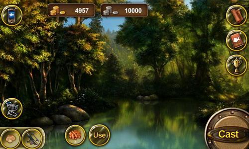 Gone Fishing Android игровой процесс
