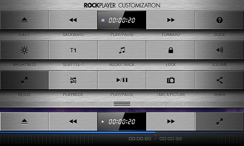 RockPlayer Android натройки