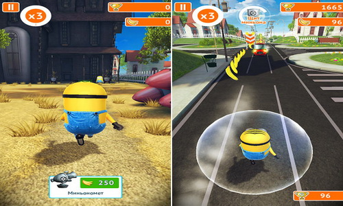 Гадкий я: Minion Rush для Android