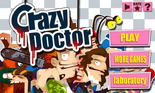Crazy doctor для Android