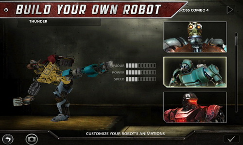 Real steel для Android