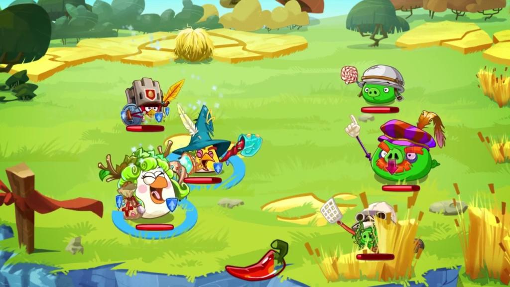 Angry Birds Epic для андроид