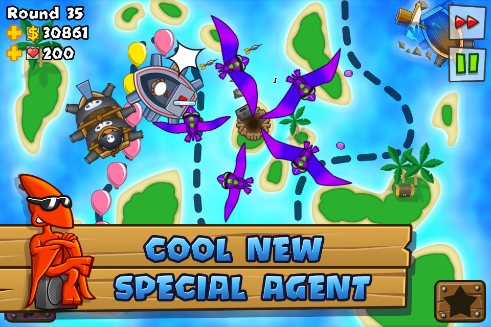 The New Bloons Tower Defense Game Is Ready Bloons Tower Defense 5 Is ...