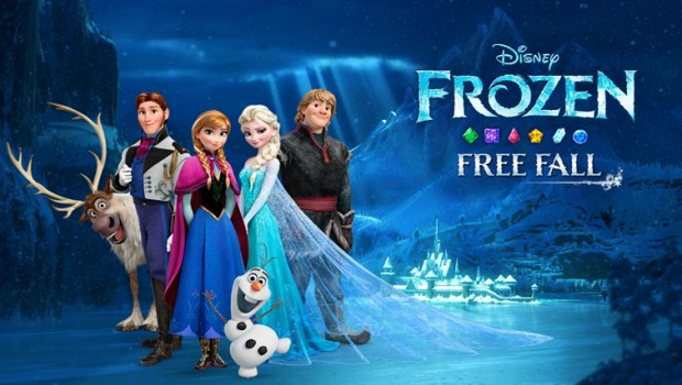 Frozen Free Fall 1