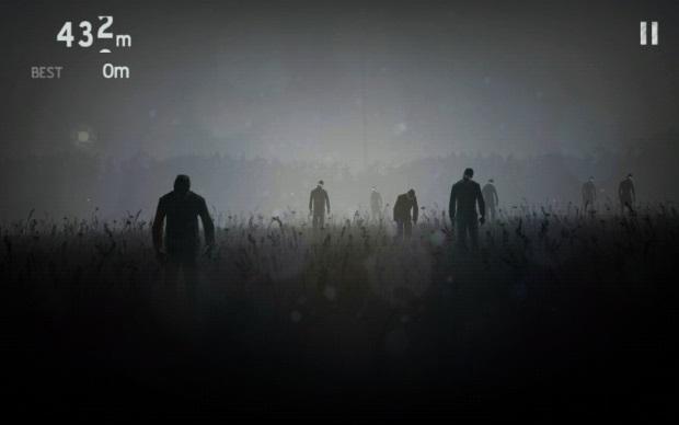 Зомби в тумане