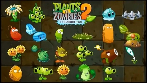 скачать мод на растения против зомби 2 на андроид на русском языке - фото 11