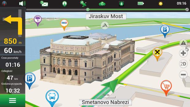 Карты навител для андроид