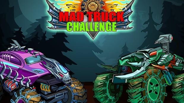 Mad Truck Challenge – Racing