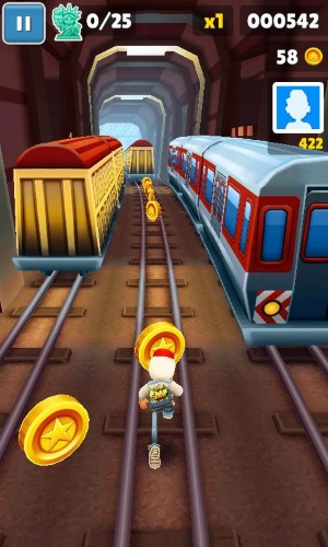 Subway Surfers - Нью-Йорк