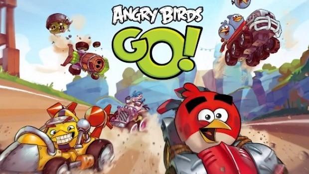 скачать Angry Birds Go мод много денег и кристаллов на андроид - фото 7