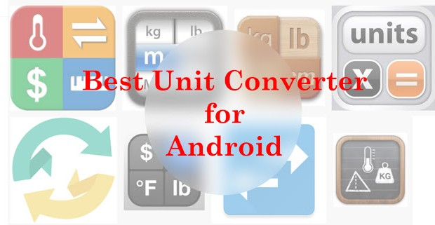 Best Unit Converter for Android