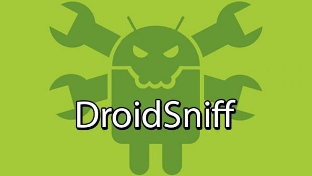 DroidSniff