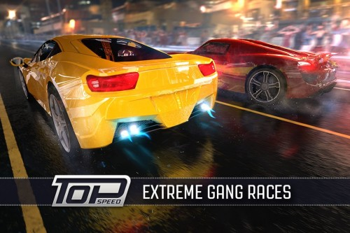 Top Speed Drag & Fast Racing_6
