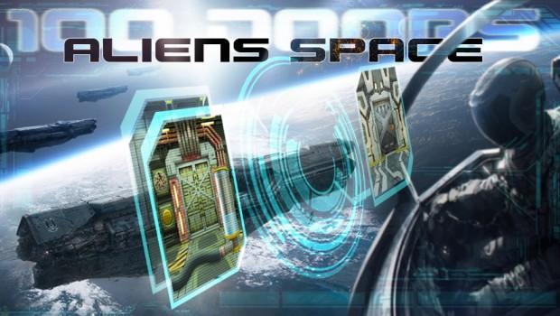 100 Doors Aliens space