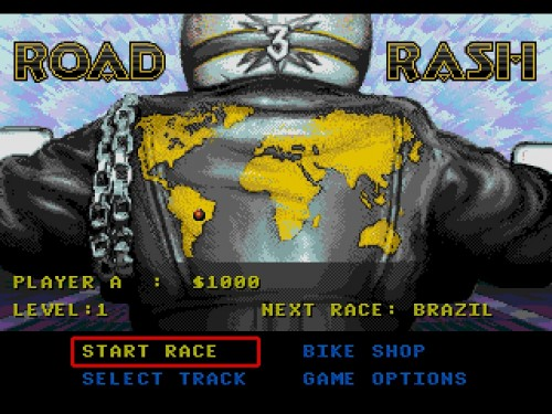 Road Rash 3_1