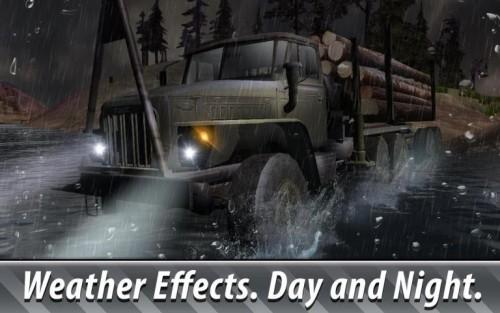 Russian Trucks Offroad 3D_3