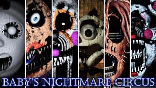 Babys Nightmare Circus