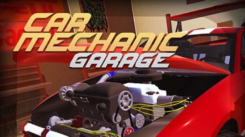 Car Mechanic Job Simulator