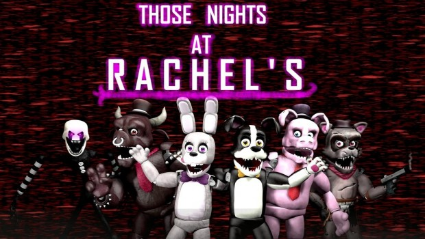 Those Nights At Rachels