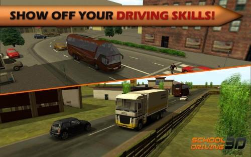 School Driving 3D_5